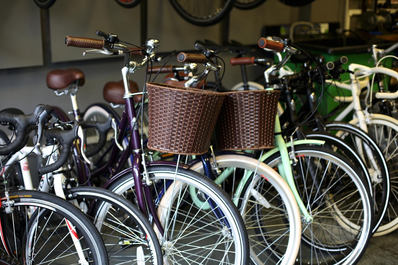 Ladies Bikes Perlie Rides