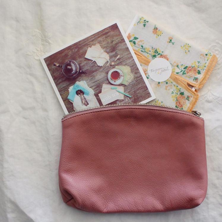 Tea Journals - Teaspoons and Petals
