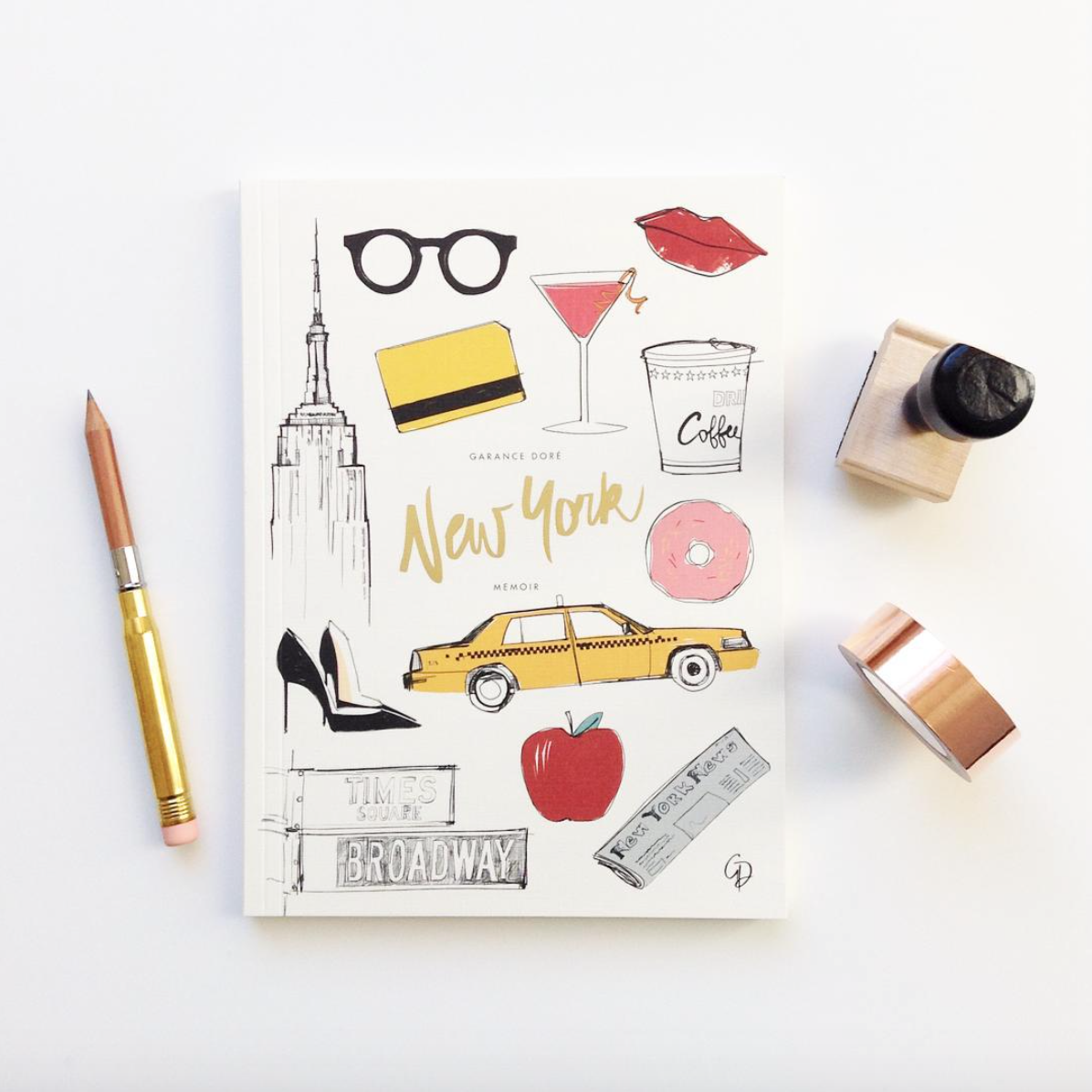 Notebook khoollection from Quill London