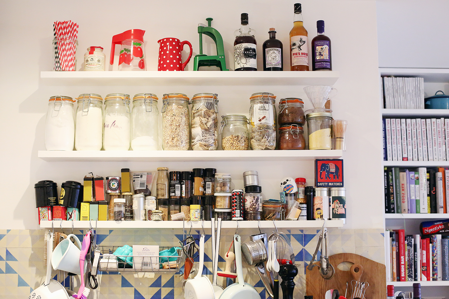The Cheap And Cheerful Way To Display Your Knick Knacks