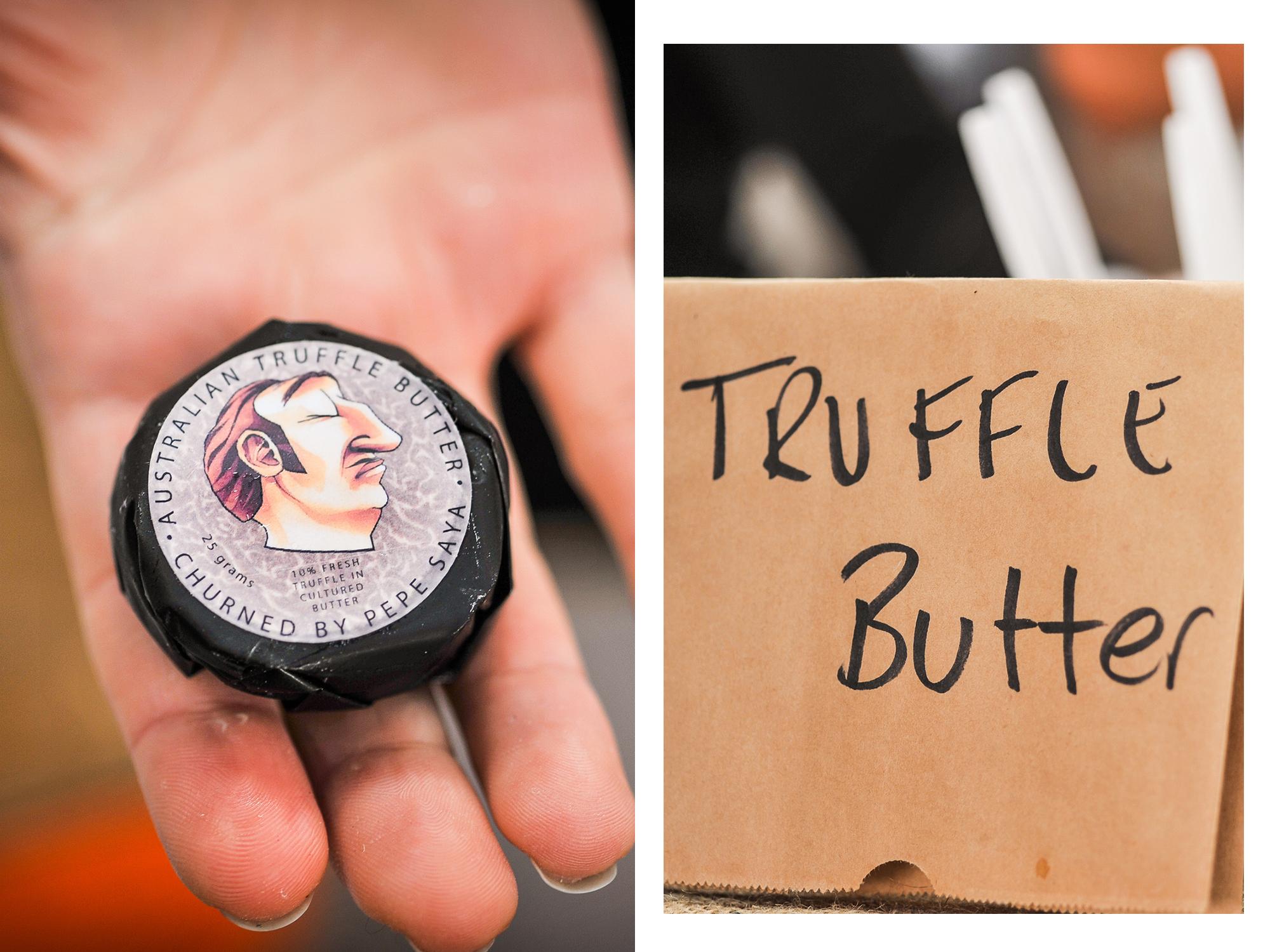 Pepe Saya Truffle Butter