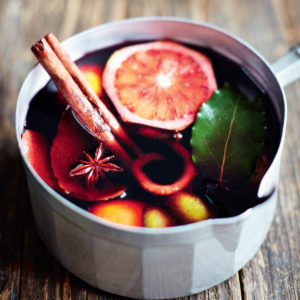 Recipe: mulled natural wine