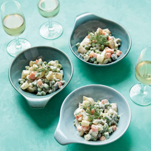 Recipe: Russian Salad