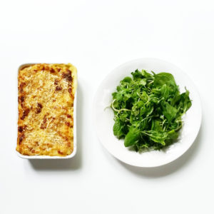 Recipe: Kate Young's Macaroni Cheese