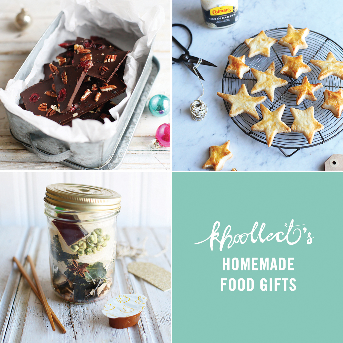 khoollect tips creating thoughtful homemade food gifts