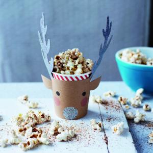 Recipe: Olivia Wollenberg's Christmas Popcorn