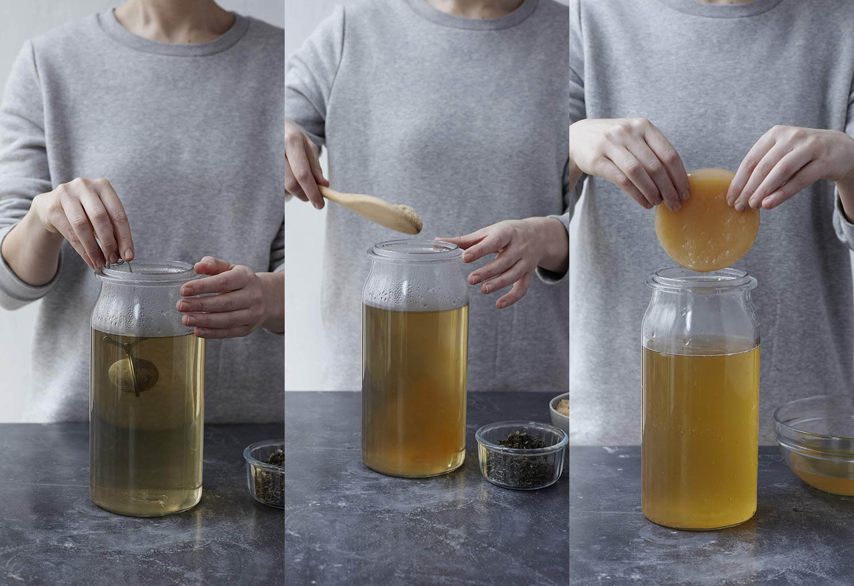Kombucha Basic Recipe
