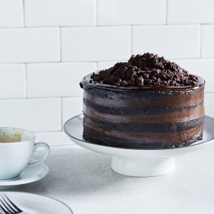 Recipe: Brooklyn Blackout Cake