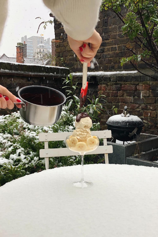 ice cream sundae recipe home alone 2