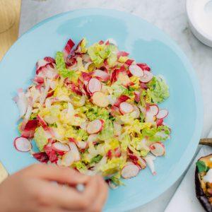 Recipe: Melissa Hemsley's best mixed side salad